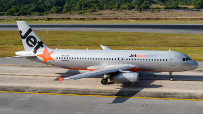 9V-JSH - Airbus A320-232 - Jetstar Asia Airways