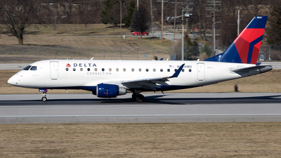 A picture of N824MD - Embraer E170SU - Delta Air Lines - © mariaPGAer