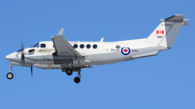 C-GPDC - Beechcraft B300 King Air - Canada - Royal Canadian Air Force (RCAF)