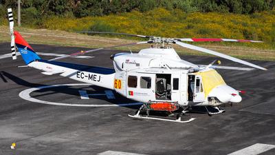 EC-MEJ - Bell 412 - HeliBravo