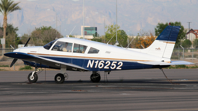 N16252 - Piper PA-28-180 Cherokee Challenger - Private