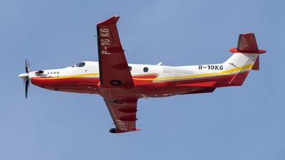 B-10K6 - Pilatus PC-12/47E - JiangXi Express