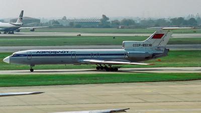 CCCP-85236 - Tupolev Tu-154B-1 - Aeroflot