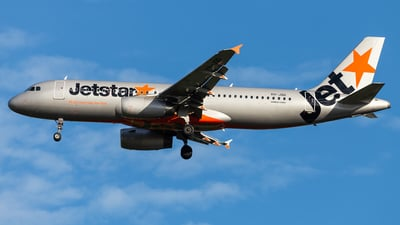 VH-JQG - Airbus A320-232 - Jetstar Airways