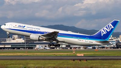 JA616A - Boeing 767-381(ER) - All Nippon Airways (ANA)