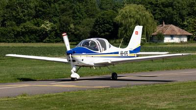 HB-KPE - Tecnam P2002JR Sierrra - Aero Club - Yverdon-les-Bains