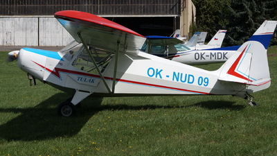 OK-NUD 09 - Let-Mont TUL-09 Tulak - Private