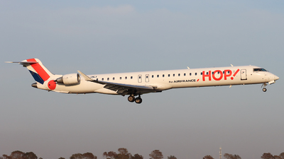 F-HMLA - Bombardier CRJ-1000EL - HOP! for Air France