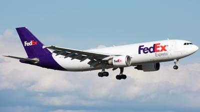 A picture of N686FE - Airbus A300F4605R - FedEx - © Jordan Louie