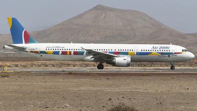 G-OOAE - Airbus A321-211 - Air 2000