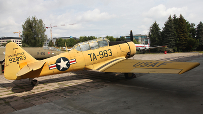 49-2983 - North American T-6G Texan - United States - US Air Force (USAF)