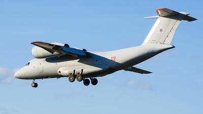 RF-95691  - Antonov An-72 - Russia - Air Force