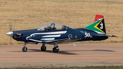 2020 - Pilatus PC-7 Mk.II - South Africa - Air Force