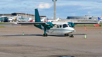 OY-CKS - Britten-Norman BN-2A-21 Islander - COWI Aerial Survey