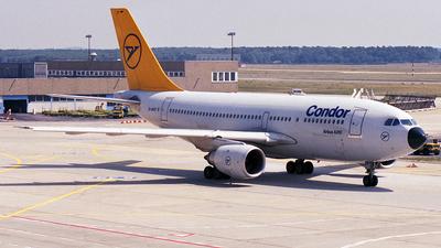D-AICP - Airbus A310-203 - Condor