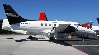 XA-UFT - British Aerospace Jetstream 32 - Private