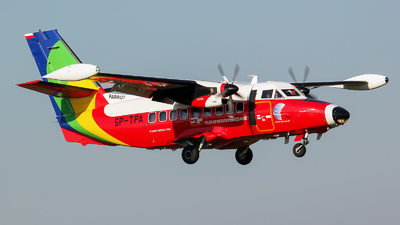 SP-TPA - Let L-410UVP-E15 Turbolet - Poland - Air Navigation Services Agency (PANSA)