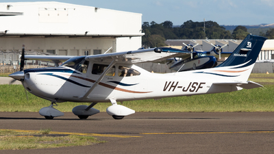 A picture of VHJSF - Cessna 182T Skylane - [18282077] - © Cameron_M