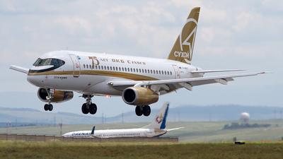 RA-89007 - Sukhoi Superjet 100-95B - Center-South Airlines