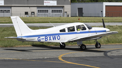 G-BXWO - Piper PA-28-181 Archer II - Private