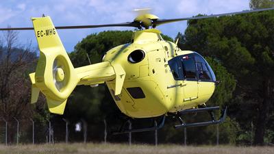 EC-MHG - Eurocopter EC 135P2 - Inaer