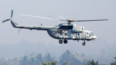 ZP5157 - Mil Mi-17V5 Hip H - India - Air Force