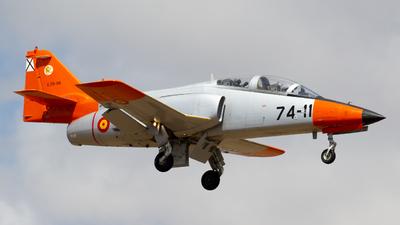E.25-56 - CASA C-101EB Aviojet - Spain - Air Force