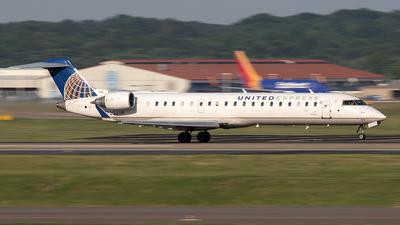 N172GJ - Bombardier CRJ-702ER - United Express (GoJet Airlines)