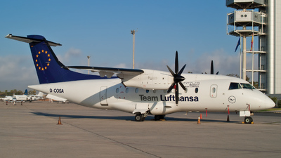 D-COSA - Dornier Do-328-110 - Team Lufthansa (Cirrus Airlines)