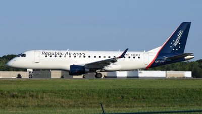 N403YX - Embraer 170-200LR - Republic Airways