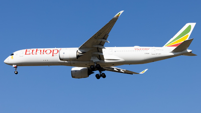A picture of ETATY - Airbus A350941 - Ethiopian Airlines - © TasKforce404-HK416