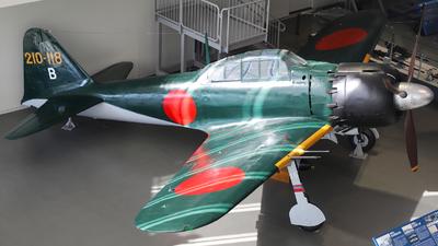 210-118 - Mitsubishi A6M7 Zero - Japan - Imperial Japanese Navy (IJN)