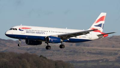 A picture of GMIDS - Airbus A320232 - British Airways - © Rolf Jonsen