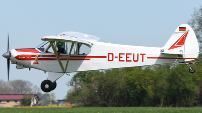 D-EEUT - Piper PA-18-150 Super Cub - Private