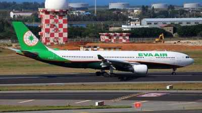 B-16312 - Airbus A330-203 - Eva Air