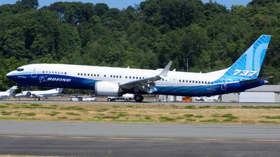 N27751 - Boeing 737-10 MAX - Boeing Company