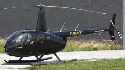 F-HMKG - Robinson R44 Raven II - Private