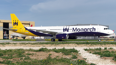 OE-IGB - Airbus A321-231 - Monarch Airlines