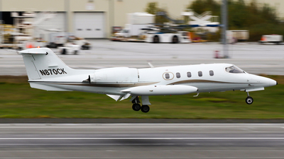 A picture of N870CK - Learjet 35A - Kalitta Charters - © C. v. Grinsven