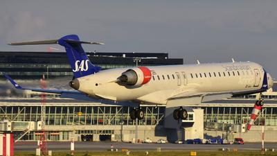 OY-KFI - Bombardier CRJ-900 - Scandinavian Airlines (Cimber)