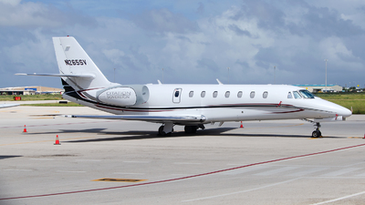 N265SV - Cessna 680 Citation Sovereign - Private