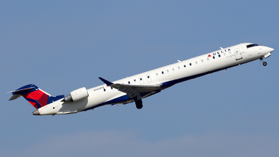 N186PQ - Bombardier CRJ-900ER - Delta Connection (ExpressJet Airlines)