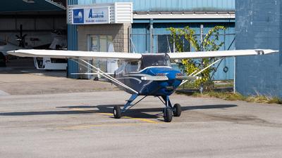 C-GGZU - Piper PA-22-150 Pacer - Private
