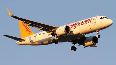 A picture of TCNCK - Airbus A320251N - Pegasus Airlines - © Ali Mithat Ozdogan