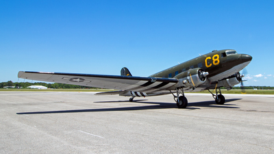 N33VW - Douglas C-47B Skytrain - Private