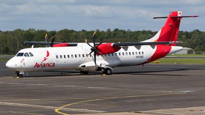 N1199 - ATR 72-212A(600) - Avianca