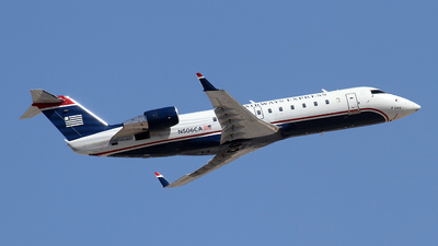 N506CA - Bombardier CRJ-200ER - US Airways Express (SkyWest Airlines)