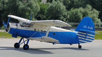 LY-AUH - Antonov An-2 - Private