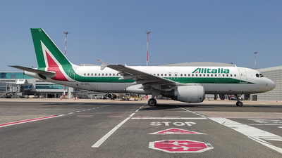 A picture of EIDTL - Airbus A320216 - Italia Trasporto Aereo - © Daniel Veronesi - RomeAviationSpotters
