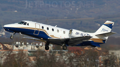 OK-SLX - Cessna 560XL Citation Excel - Silesia Air